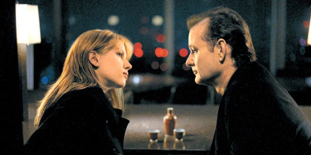 Scarlett Johansson and Bill Murray in Lost in Translation