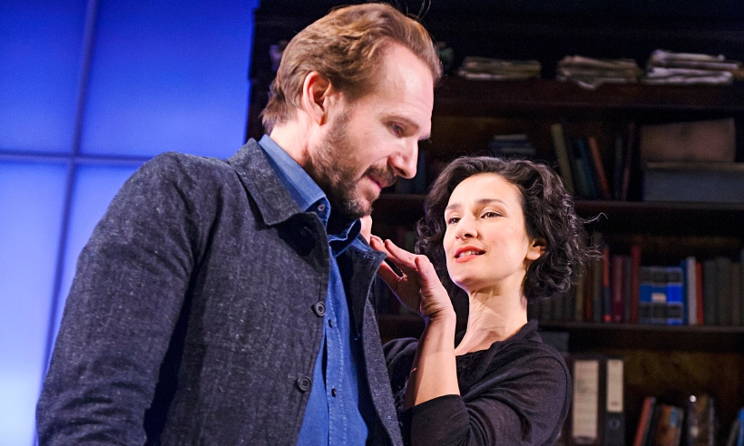 man and superman ralph fiennes and indira varma